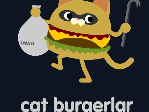 cat burglar - Burglar PNG Swag
