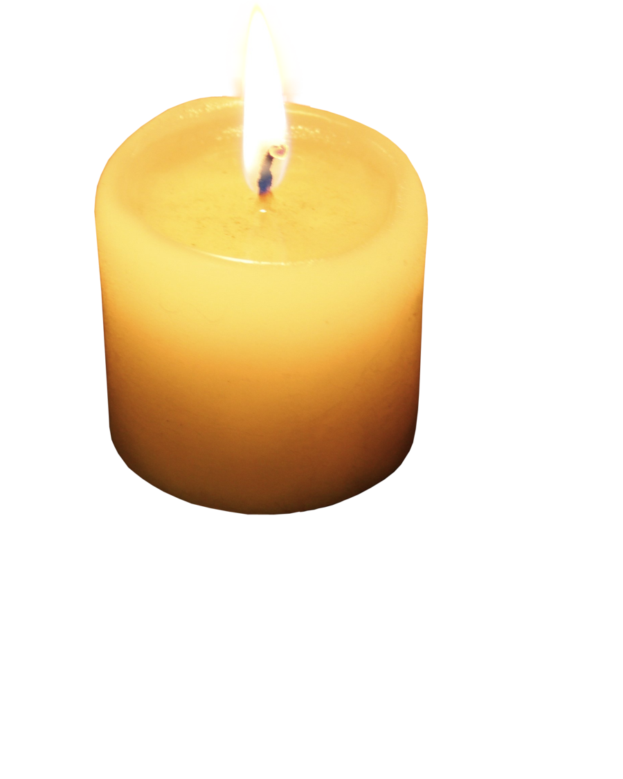 burning candle png by camelfobia - Burning Candle PNG HD