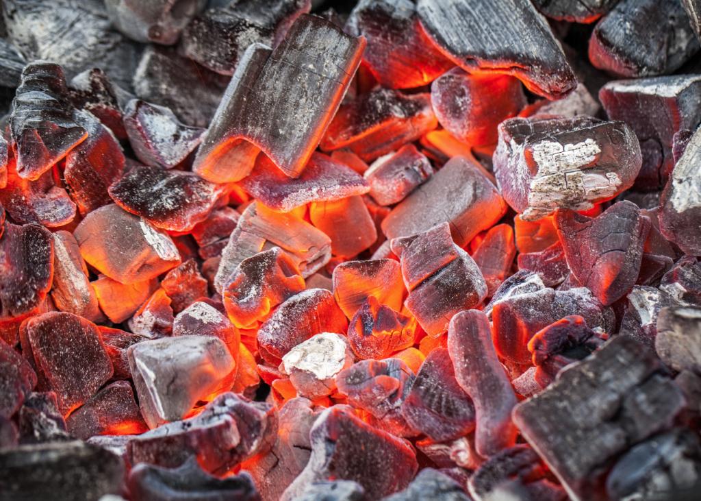 Burning Charcoal - Burning Coal PNG