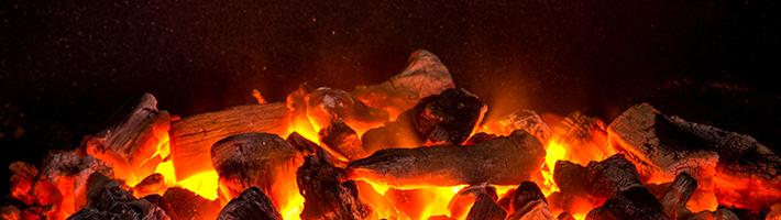 Can I Use Coal In My Log Burner - Burning Coal PNG