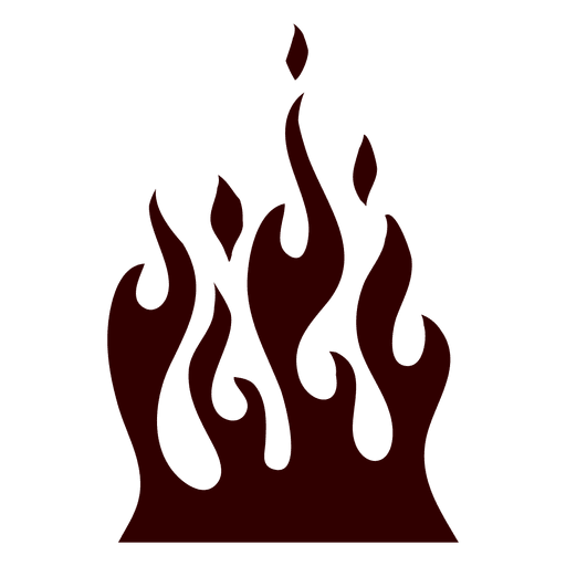 Burning Log PNG - 166272
