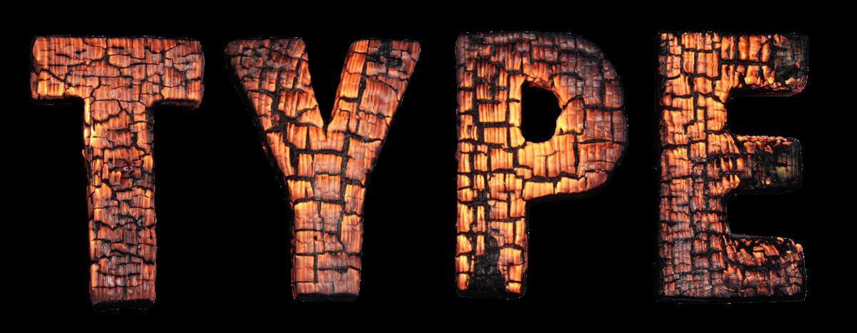 Burn All Your Bridges! - Burning Wood PNG