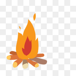 Burning Flames, Fire, Flames, Wood PNG And Vector - Burning Wood PNG