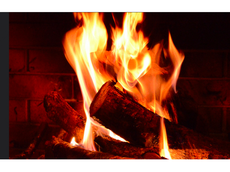 Step Away From Those Fireplaces, Bonfire Pits, Glendora. A Wood-burning PlusPng.com  - Burning Wood PNG