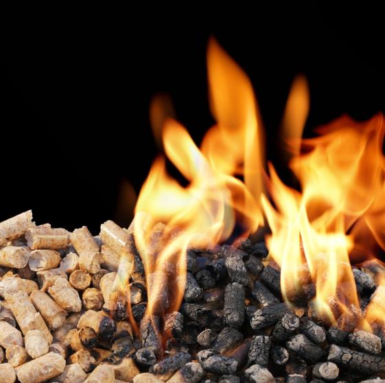 Wood Burning Major Source Of Fine Dust, Says Study - Burning Wood PNG