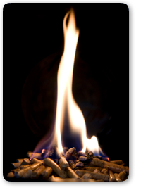 Wood Pellets Are Commonly Used In Europe To Fuel Hundreds Of Thousands Of  Home Heating Systems. They Are Also In High Demand In Europe In Power  Plants As A PlusPng.com  - Burning Wood PNG