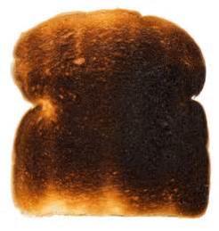 Burnt Food PNG