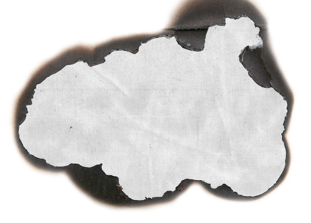 Burnt Paper PNG - 161784