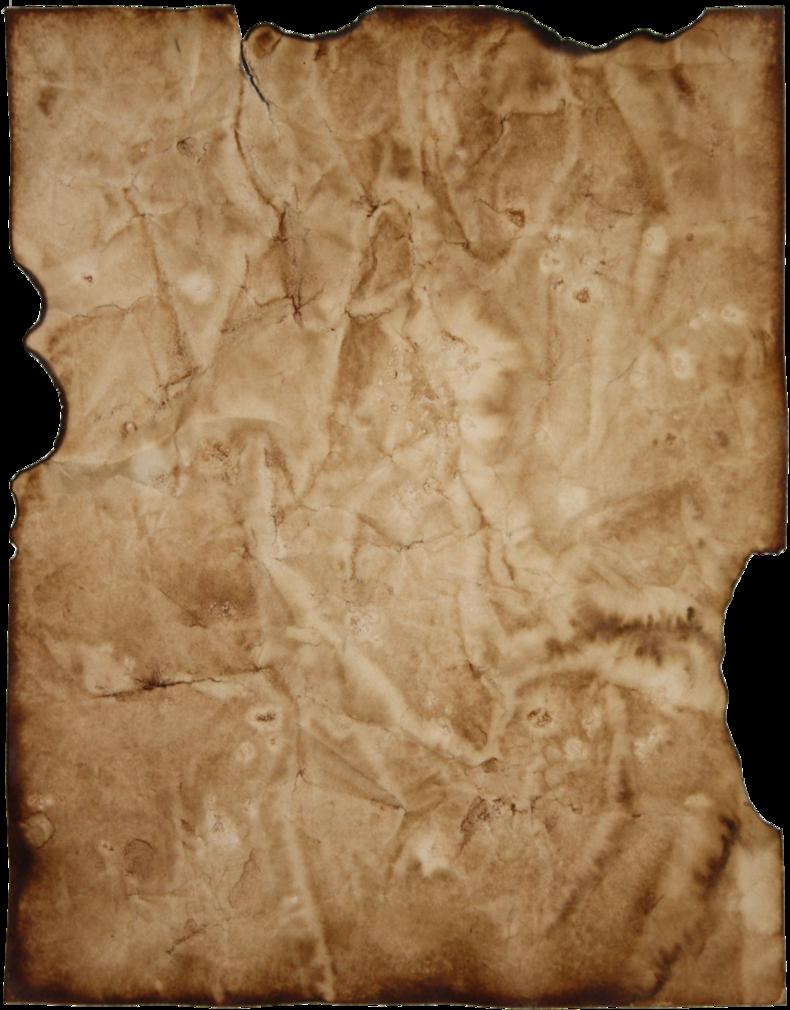 Burnt Paper PNG - 161798