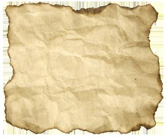 Burnt Paper PNG - 161795