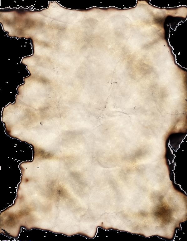 Burnt Paper PNG - 161786