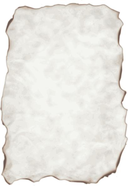 Burnt Paper PNG - 161799