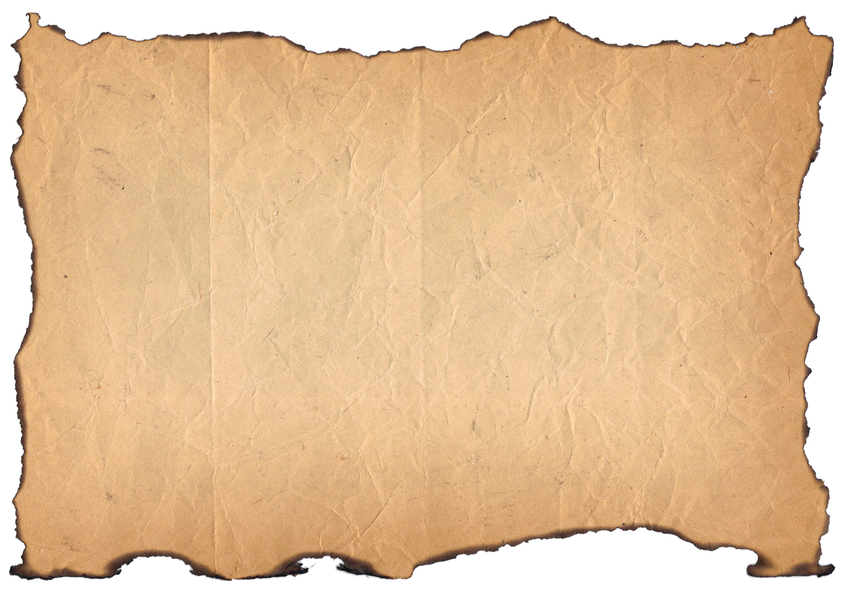 Burnt Paper PNG - 161781