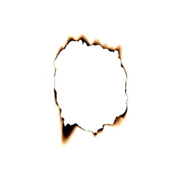 Burnt Paper PNG - 161792
