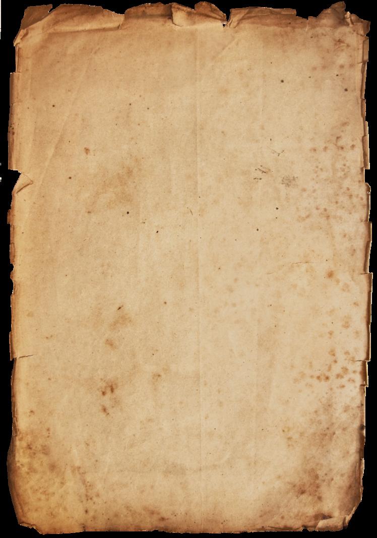 Burnt Paper PNG - 161796