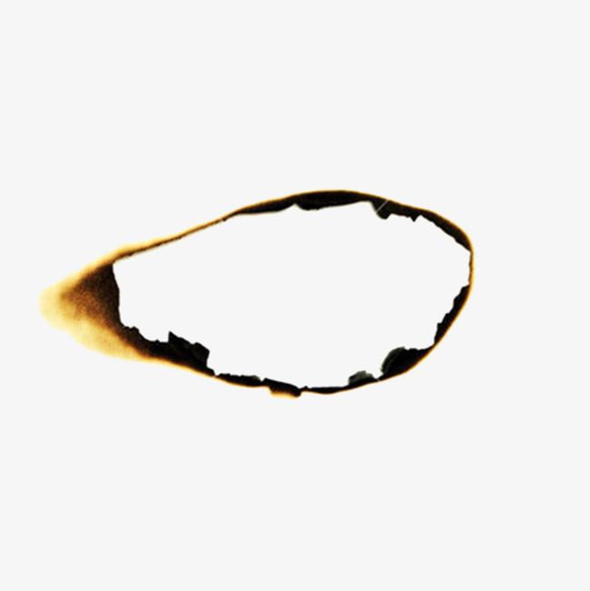 Burnt Paper PNG - 161787