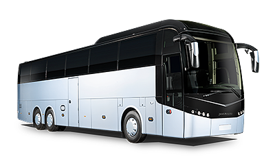 The level floor space of 30m² of the Single Decker SHD45 is perfectly  suited to incorporating