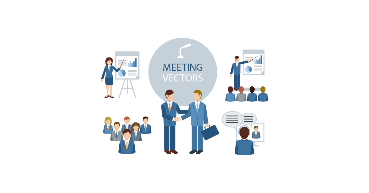Business Meeting PNG - 44019