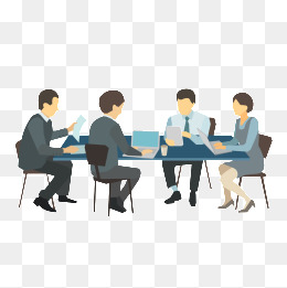 Business Meeting PNG - 44020
