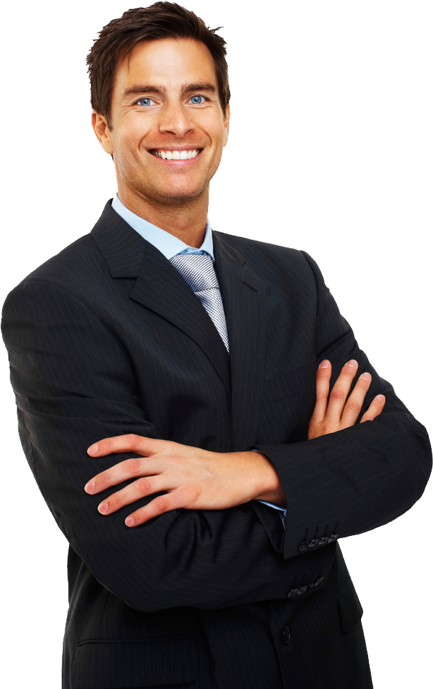 Businessman HD PNG - 92046