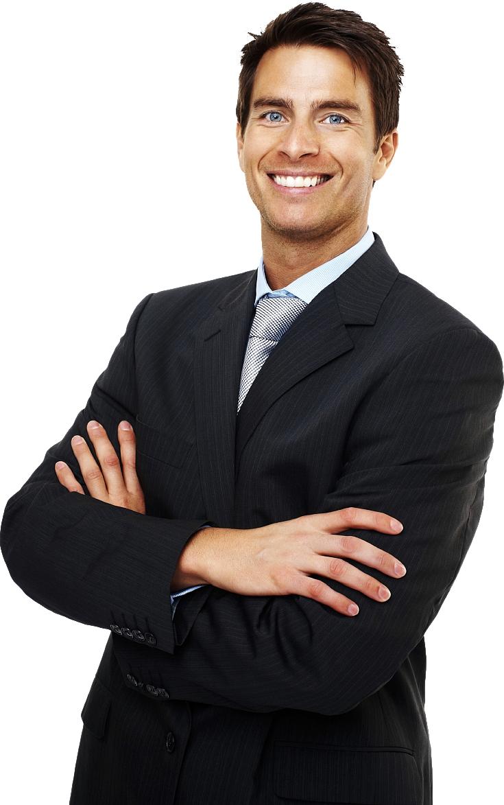 Businessman HD PNG - 92044