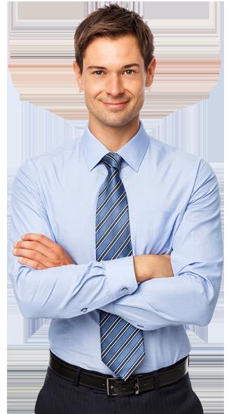 Businessman PNG - 5655