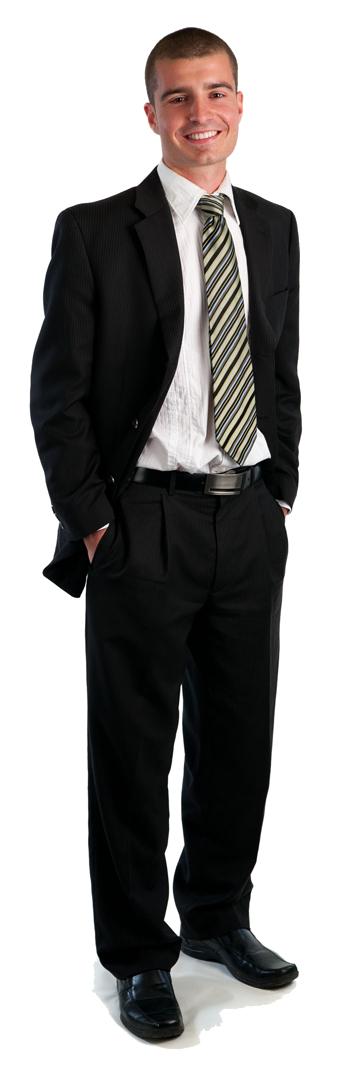 Businessman PNG - 5660