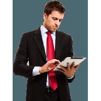 Businessman PNG - 5645