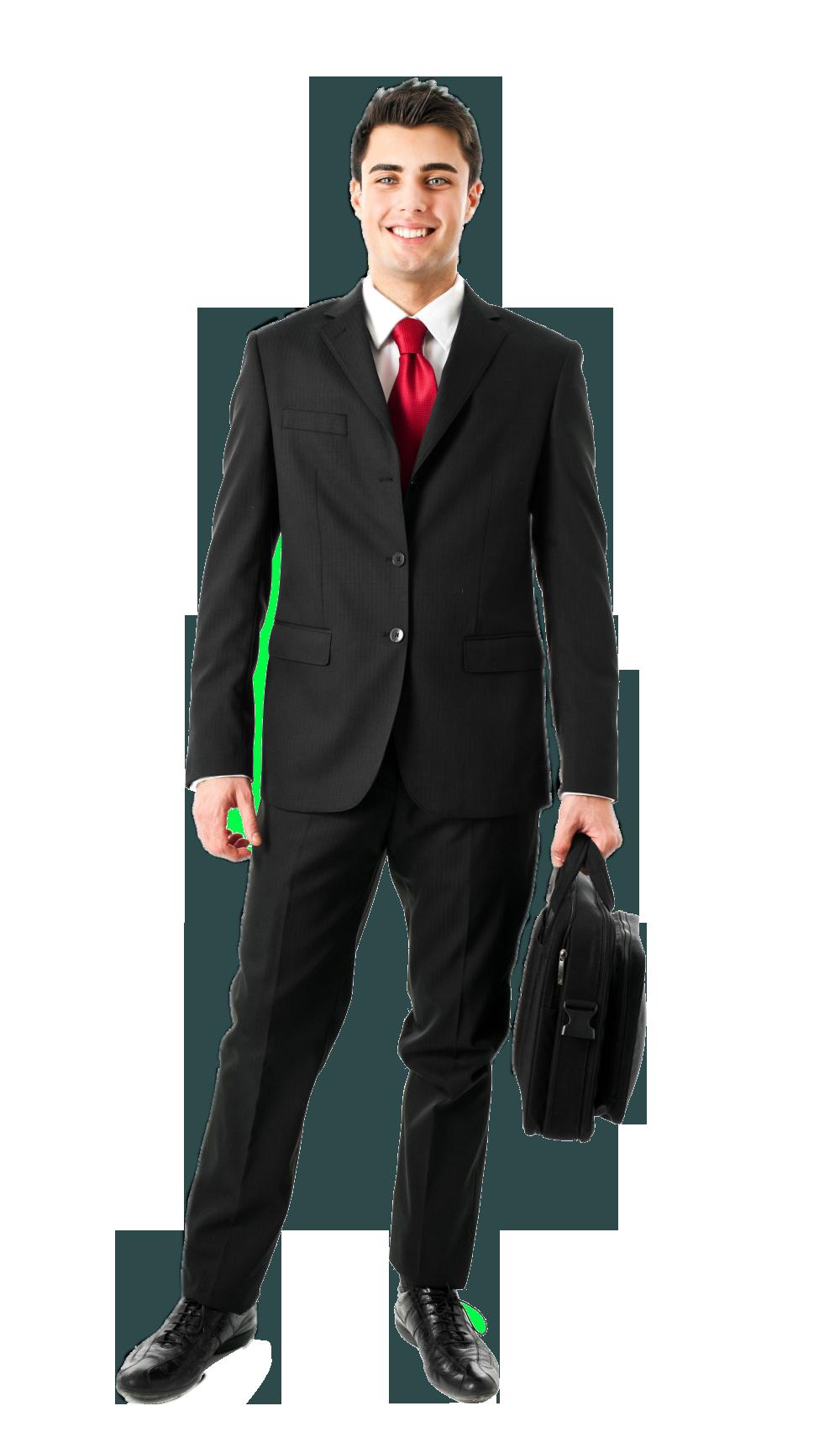 Businessman PNG - 5654