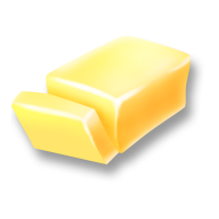 Butter PNG - 5363