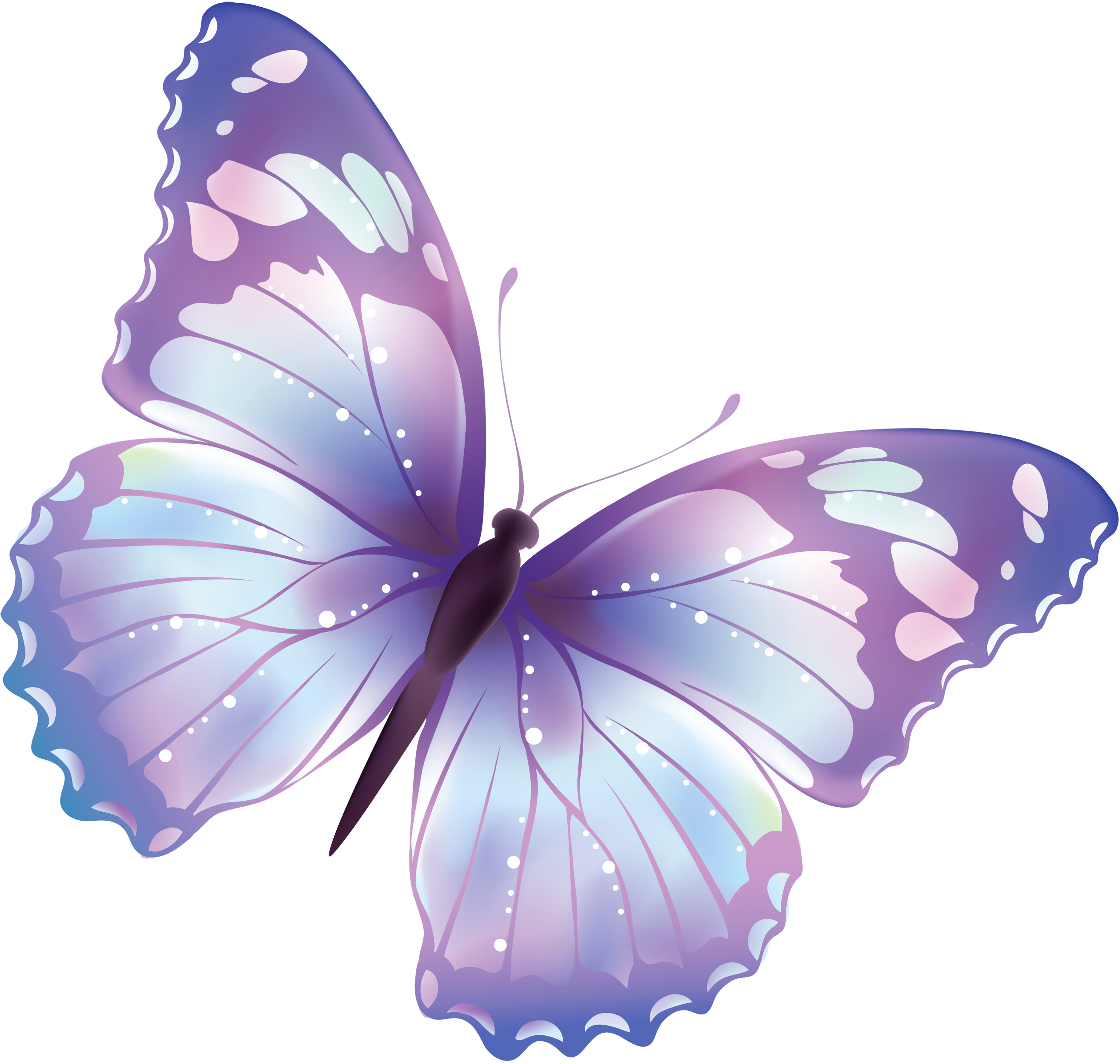 Flying Butterfly PNG Image #6720 - Butterfly PNG