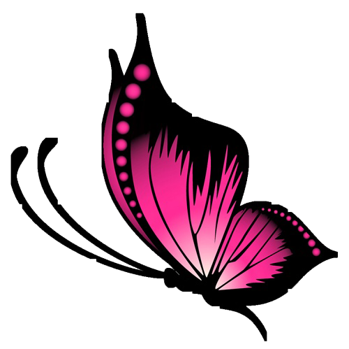 Butterfly Tattoo Designs Png PNG Image - Butterfly Design PNG