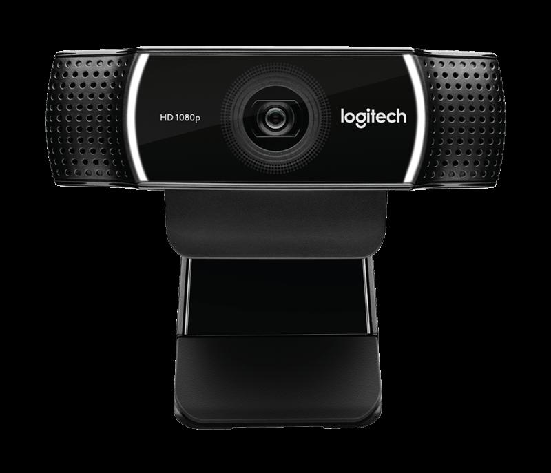 C922 Pro Stream Webcam - Web Camera PNG