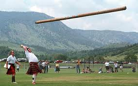 Highland Games - Caber Toss - Caber Toss PNG