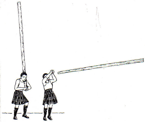 Other resolutions: 285 × 240 pixels PlusPng.com  - Caber Toss PNG