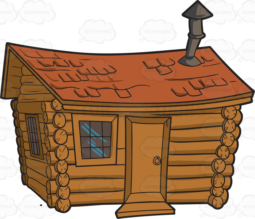 Log cabin clipart cliparts and others art inspiration - Free PNG Log Cabin  Woods - Cabin PNG Free
