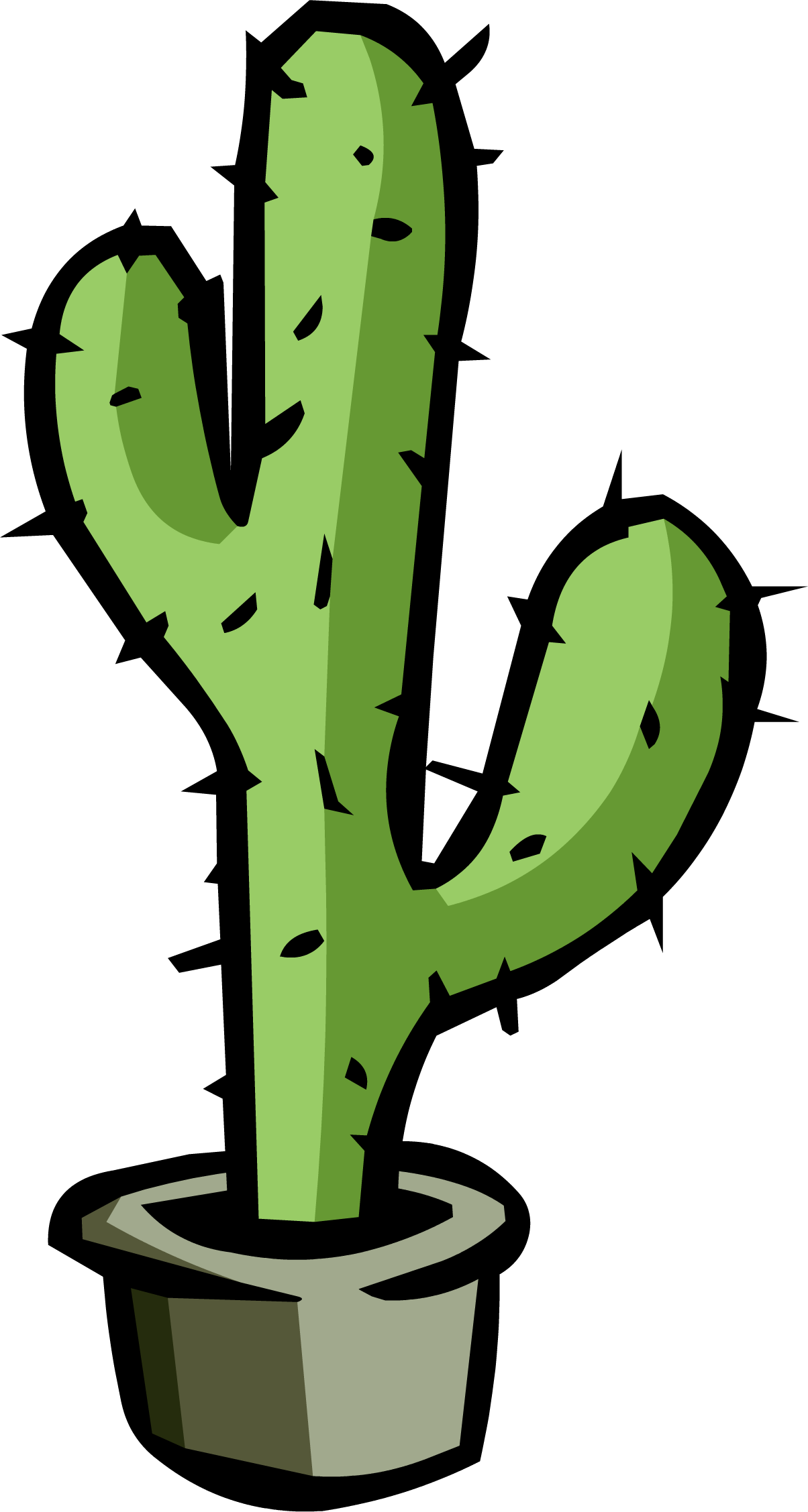 Cactus PNG Clipart - Cactus PNG