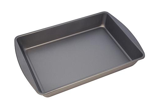 9u2033 x 13u2033 Metal Cake Pan u0026 Pizza Pan ONLY $1 at Kmart - Cake Pan PNG