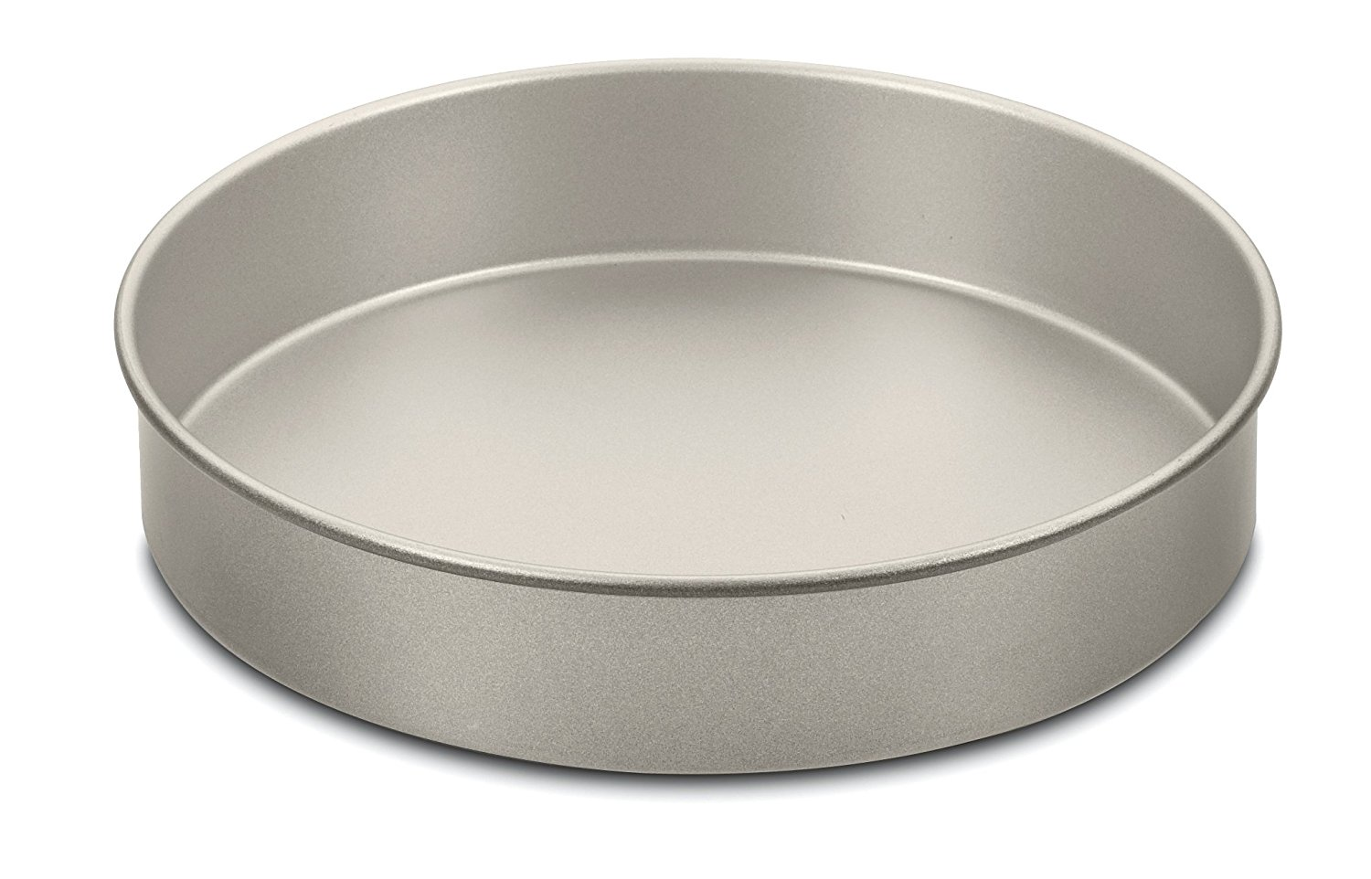 Amazon pluspng.com: Cuisinart AMB-9RCKCH 9-Inch Chefu0027s Classic Nonstick Bakeware  Round Cake Pan, Champagne: Kitchen u0026 Dining - Cake Pan PNG
