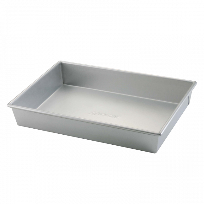 Anolon Commercial Bakeware 22x32cm Baking Pan - Cake Pan PNG