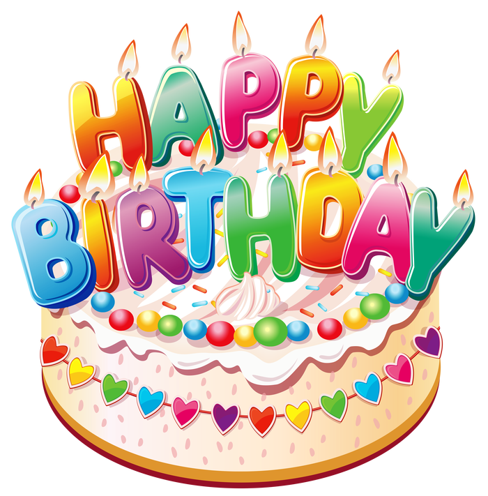 Birthday Cake PNG Pic - Cake PNG