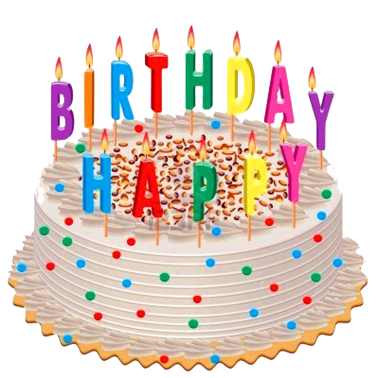 Birthday Cake Transparent Background - Cake PNG