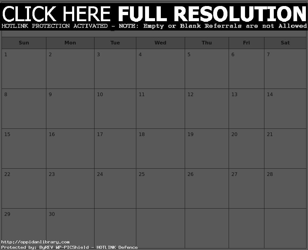 April Calendar 2018 - Calendar April PNG