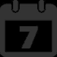 Calendar PNG - 722