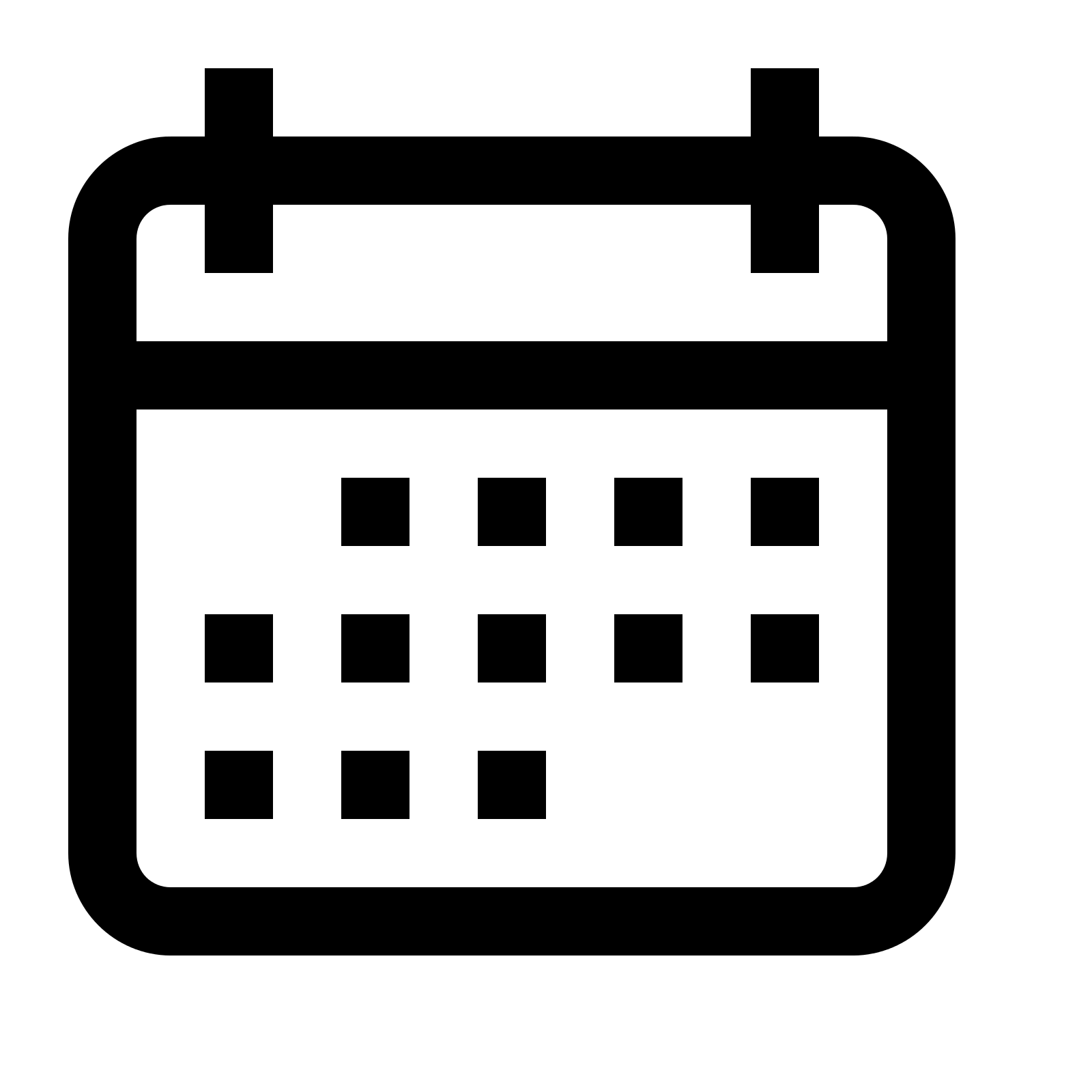 Calendar PNG - 719