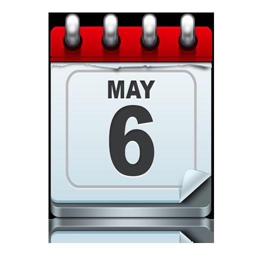 Calendar PNG - 729
