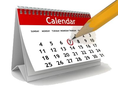 Calendar PNG - 715