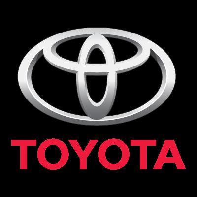 Vector logo Toyota - Calibre Logo Vector PNG