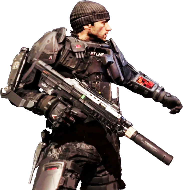 Call Of Duty HD PNG-PlusPNG.com-733 - Call Of Duty HD PNG