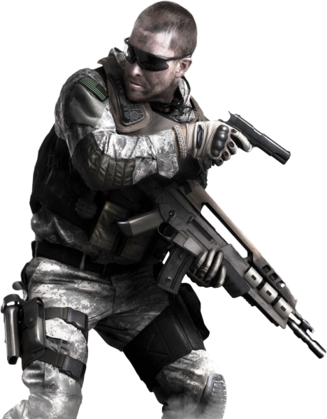 5977 call-of-duty-ghosts-prev.png - Call Of Duty PNG